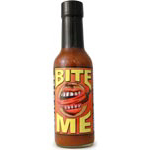Bite Me Chipotle/Garlic Hot Sauce