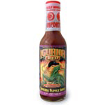 Iguana Cayenne Red Pepper Sauce
