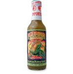 Iguana Mean Green Jalapeno Hot Sauce