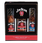 Jim Beam Grill Gift Kit