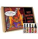 Hot Sauce From Hell Sauce Gift Set