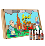 Just For Dad Sauce Gift Sampler