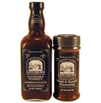 Tennessee Whiskey BBQ Sauces & Rub