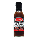 Dad's Grilling BBQ Sauce