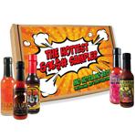 Hottest %&#%^@ Sauce Sampler
