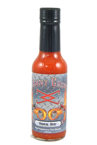 Danny Cash Radical Hot Sauce