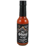 The Ghost Jolokia Hot Sauce