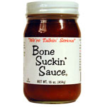 Bone Suckin' Sauce Regular BBQ and Marinating Sauce