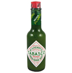 Tabasco Green Pepper Hot Sauce