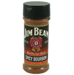 Jim Beam Spicy Bourbon Barbeque Rub