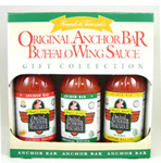 Anchor Bar Buffalo Sauce Gift Set
