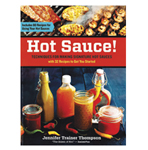 Hot Sauce Techniques Cookbook