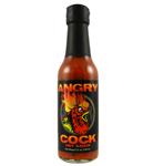 Angry Cock Hot Sauce