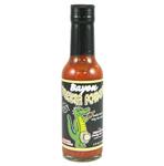 Bayou Pecker Power Hot Sauce