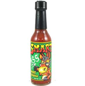 Ass Kickin' Smart Ass Hot Sauce