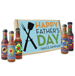 Happy Father's Day Hot Sauce Sampler