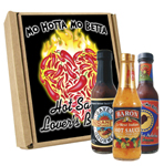 Hot Sauce Lover's Three Pack
