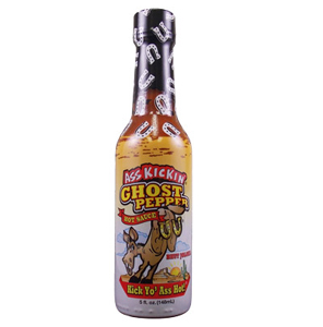 Ass Kickin' Ghost Pepper Hot Sauce