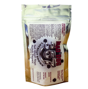 Mad Dog 357 Ghost Naga Morich Peppers