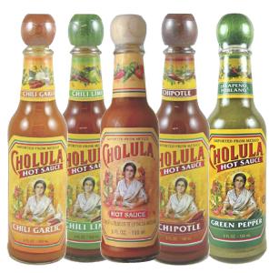 Cholula Hot Sauce Bundle