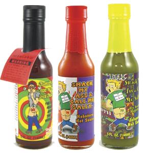 Smack My Ass Hot Sauce Bundle