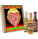A Valentine's Day Three Pack